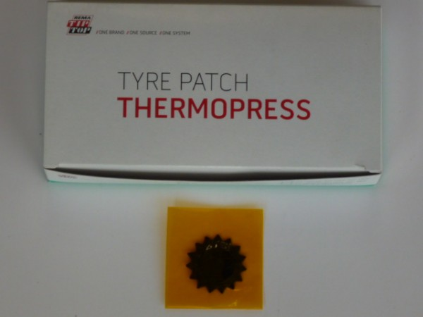 Tip Top Thermopress Pflaster Nr. 100 80 Stück