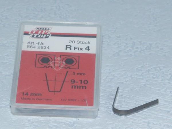 Schneidmesser für Rubber Cut R Fix 4 20 Stück