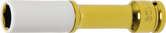 "Kraft-Schoneinsatz mit Kunststoffmantel 19 mm 1/2"", 150 mm lang"