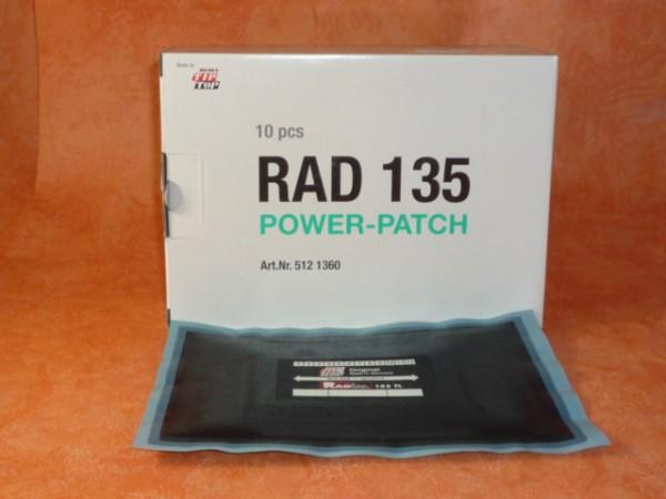 Tip Top RAD 135 TL Reparaturpflaster 10 Stück