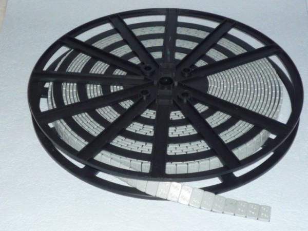 Stahl-Klebegewicht auf Rolle 5,5Kg KU-beschichtet