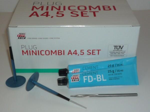 Minicombi A4,5 Werkstatt-Sortiment
