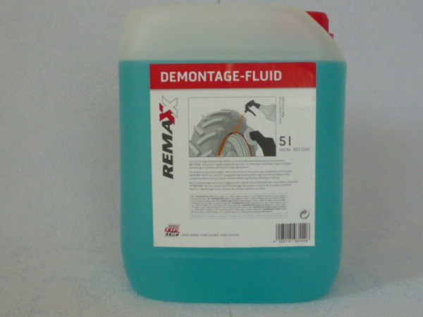 Tip Top Remaxx Demontagefluid 5 Liter