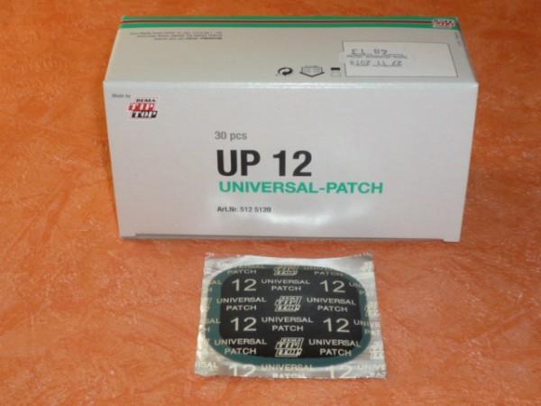 Tip Top Universal Patch UP 12 30 Stück