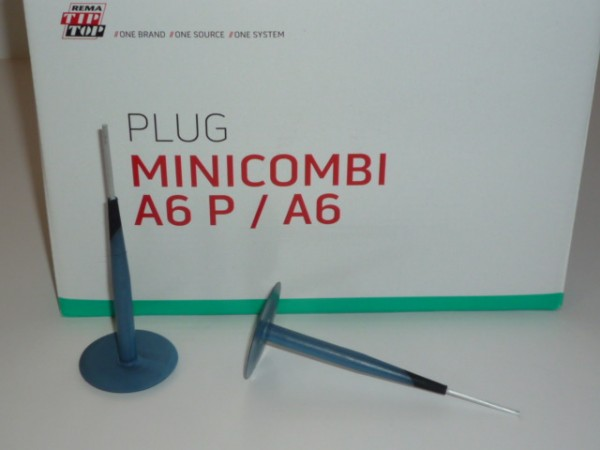 Minicombi A6 Nachfüllpackung 8 Stück