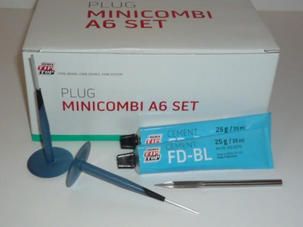 Minicombi A6 Werkstatt-Sortiment