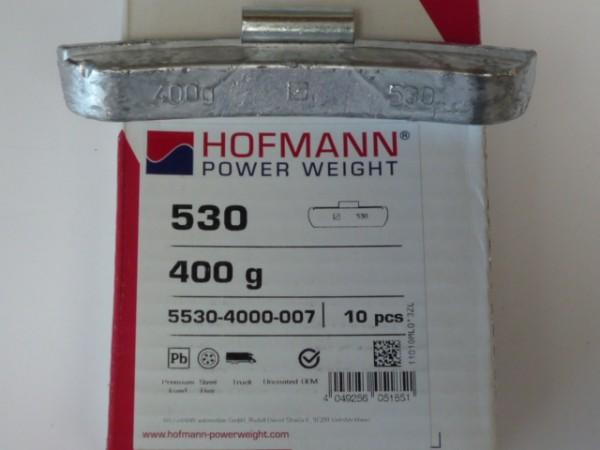 Hofmann LKW Auswuchtgewichte 400g für Stahlräder 10 Stück