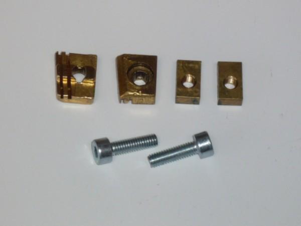 Spannbacken-Set für Rubber Cut RC 414, RC400, RC 314 und RC 300