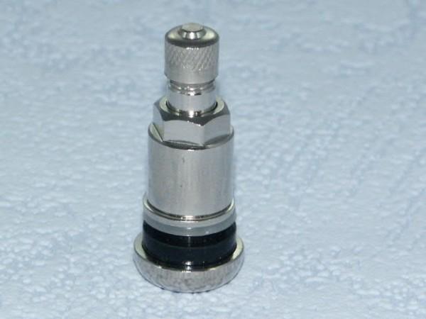 Metallventile 11,3 mm mit Kunststoffscheibe 50 Stück