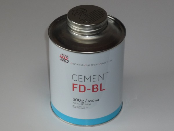Tip Top CEMENT FD-BL 500g Dose