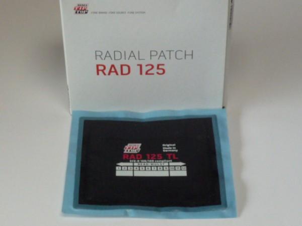 Tip Top RAD 125 TL Reparaturpflaster 10 Stück