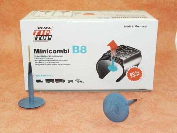 Minicombi B8 Nachfüllpackung 8 Stück