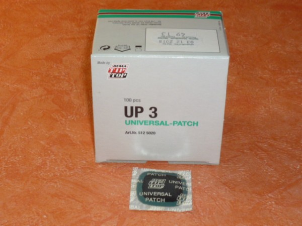 Tip Top Universal Patch UP 3 100 Stück