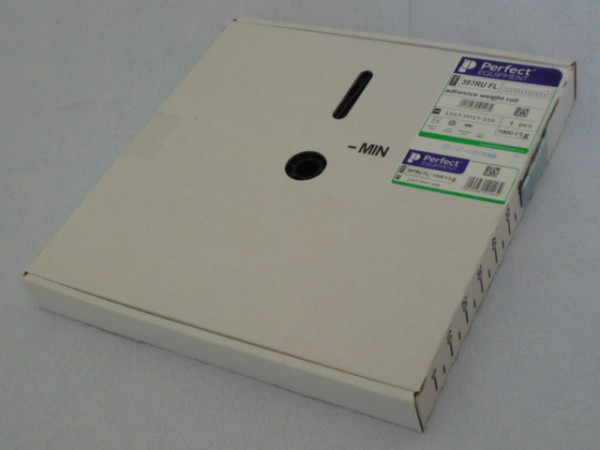 Perfect Equipment PKW Stahl-Klebegewicht auf Rolle 5Kg verzinkt