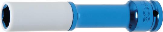 "Kraft-Schoneinsatz mit Kunststoffmantel 17 mm 1/2"", 150 mm lang"