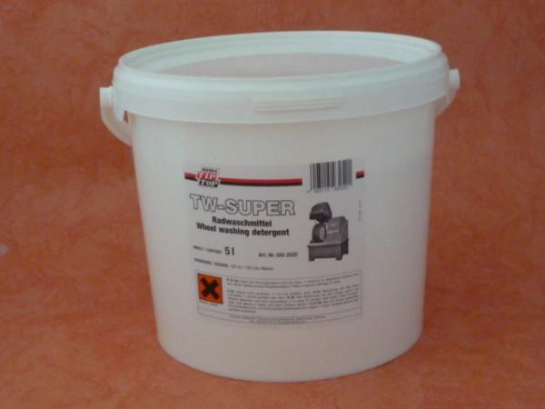 Radwaschmittel 5 Liter für Drester-, Herkules- und Tip Top Turbo Wash
