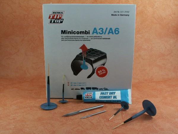 Minicombi Combi-Pack A3/A6 Werkstatt-Sortiment