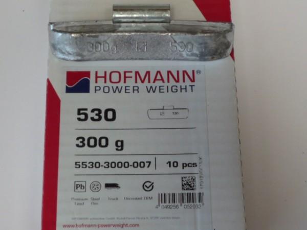 Hofmann LKW Auswuchtgewichte 300g für Stahlräder 10 Stück