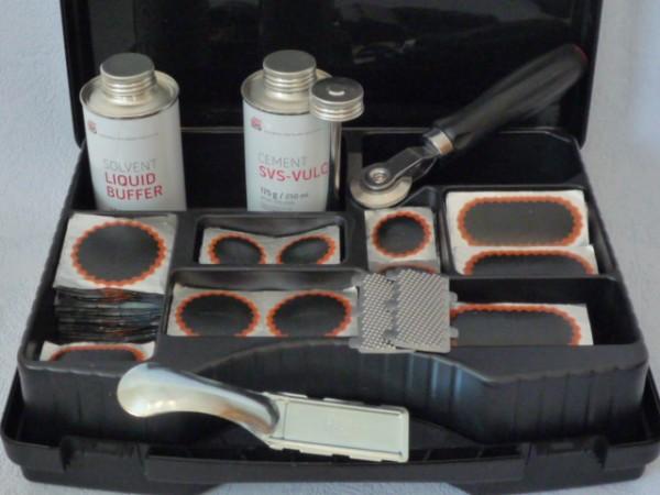 Schlauch-Reparatur-Set, Werkstatt-Sortiment TT 42 im Koffer