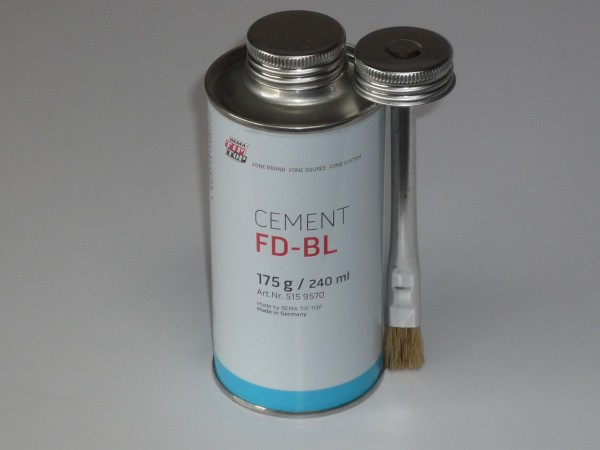 Tip Top CEMENT FD-BL 175g Dose mit Pinsel