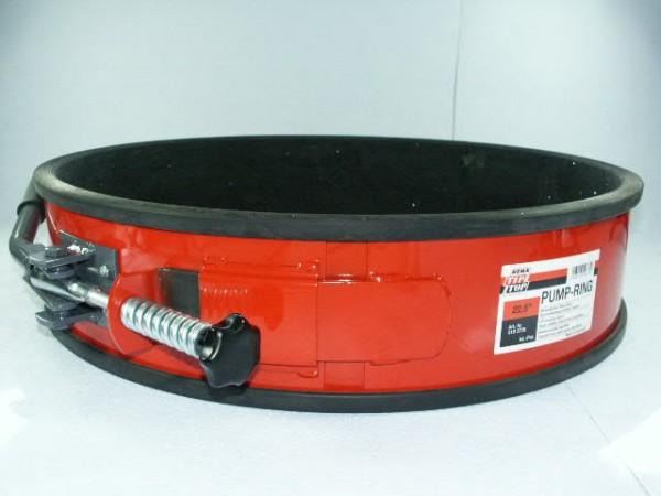 Pump-Ring 22,5 Zoll,Aufpumphilfe,Pumpring,Reifenmontage,montieren,Rema Tip Top