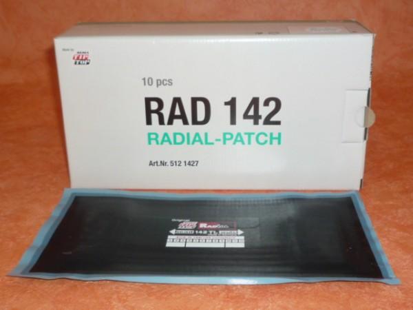 Tip Top RAD 142 TL Reparaturpflaster 10 Stück