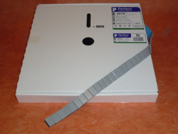 Perfect Equipment PKW Stahl Klebegewicht auf Rolle 5Kg kunststoffbeschichtet,auswuchten
