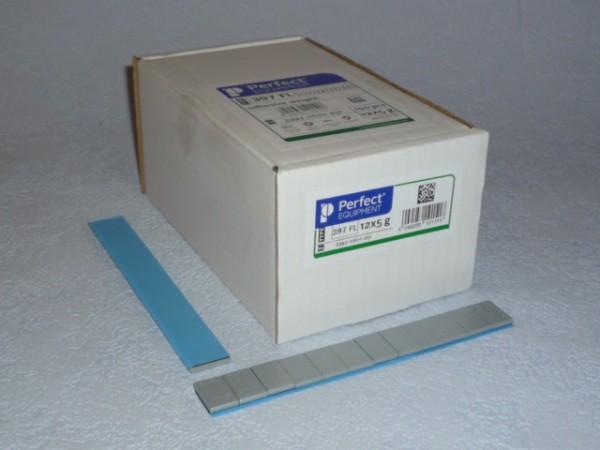 Perfect Equipment PKW Stahl Kleberiegel kunststoffbeschichtet 60g 100 Stück,Klebegewicht