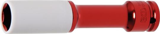 "Kraft-Schoneinsatz mit Kunststoffmantel 21 mm 1/2"", 150 mm lang"