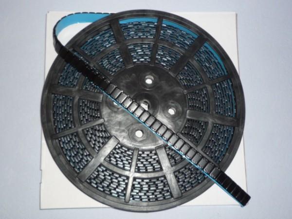Stahl Klebegewicht schwarz auf Rolle 6 kg,Kleberiegel,Auswuchtgewicht