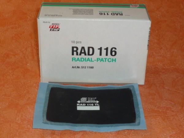 Tip Top RAD 116 TL Reparaturpflaster 1 Stück
