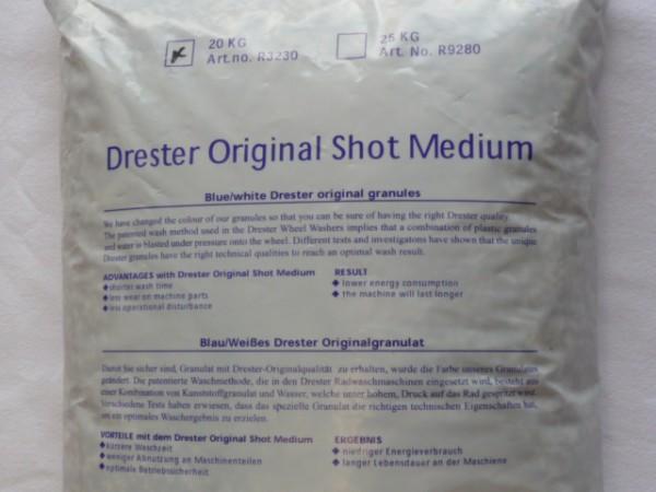 Original Granulat 20 KG für Drester-, Herkules- und Tip Top Turbo Wash