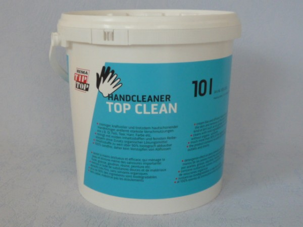 Tip Top Hand Cleaner Top Clean 10 Liter