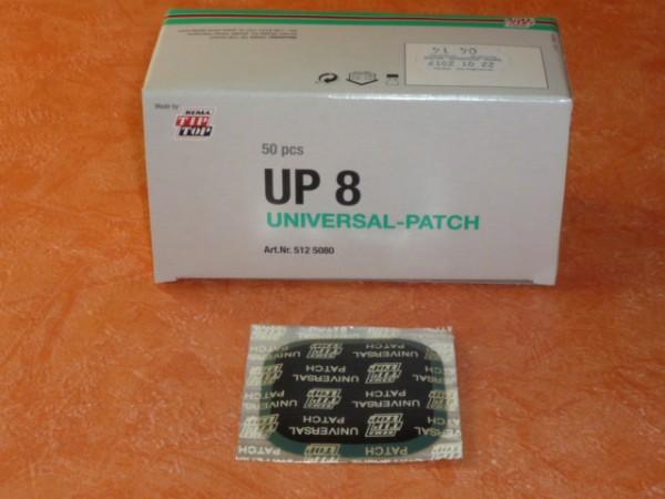 Tip Top Universal Patch UP 8 50 Stück