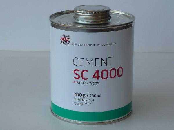 TipTop CEMENT SC 4000 weiß 700g