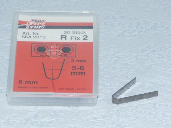 Schneidmesser für Rubber Cut R Fix 2 20 Stück