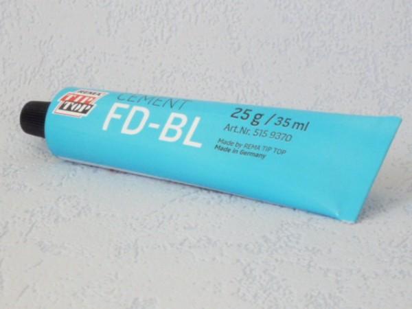 Rema Tip Top Special CEMENT FD-BL 25 g Tube, Reifenreparatur, Minicombi
