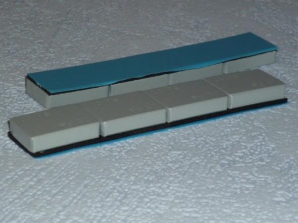 LKW Stahl - Klebegewichte 100g kunststoffbeschichtet,Kleberiegel,Bus,auswuchten