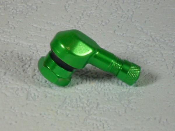 Winkelventil 11,3 mm grün 1 Stück