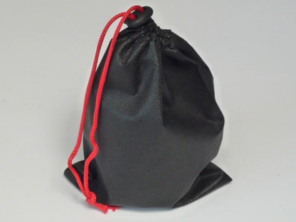 Radschraubensäckchen schwarz 1 Stück
