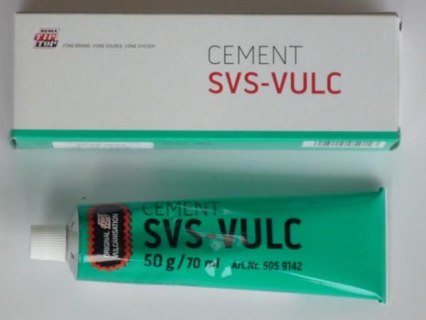 Vulkanisier - Flüssigkeit 50 g Tube