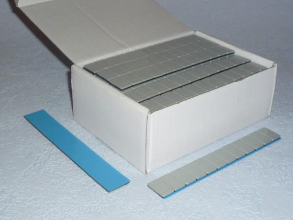 Stahl-Kleberiegel flach 30g kunststoffbeschichtet 20 Stück,auswuchten,Klebegewicht