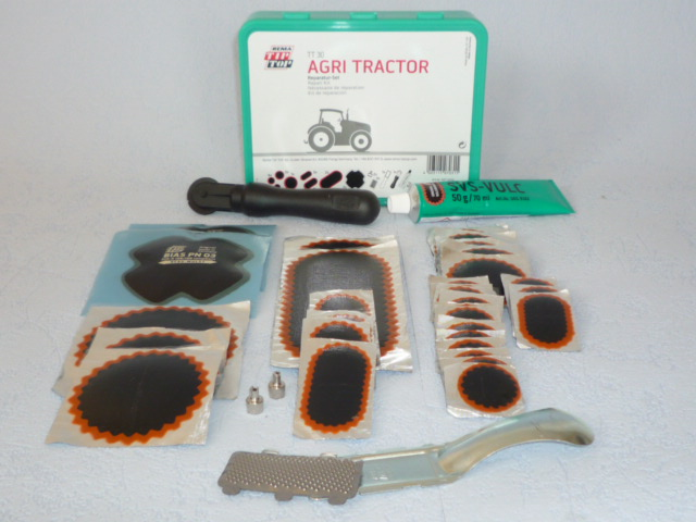 Schlauch-Reparatur-Set, Sortiment TT 30<br /> AGRI TRACTOR