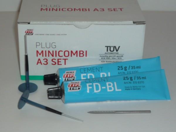Minicombi A3 Werkstatt-Sortiment