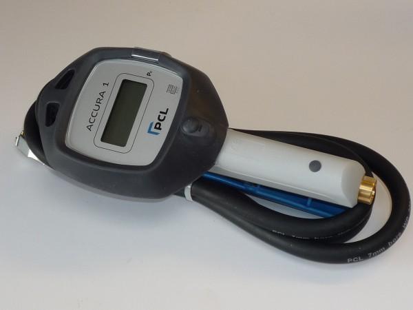Reifenfüllmesser PCL ACCURA 1 Digital 0 - 12 bar