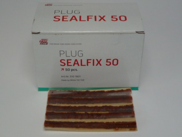 Tip Top SEALFIX Reparaturstreifen 100 mm 50 Stück