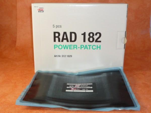 Tip Top RAD 182 TL Reparaturpflaster 5 Stück