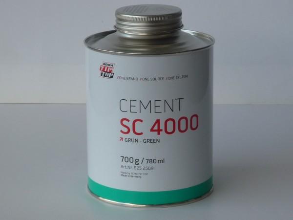 TipTop CEMENT SC 4000 grün 700g