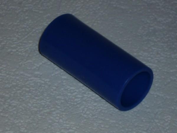 Ersatz-Kunststoffhülse für Kraft-Schoneinsatz 17mm blau