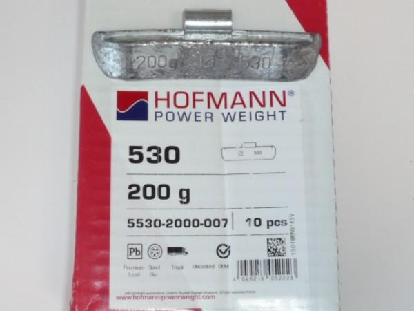 Hofmann LKW Auswuchtgewichte 200g für Stahlräder 10 Stück
